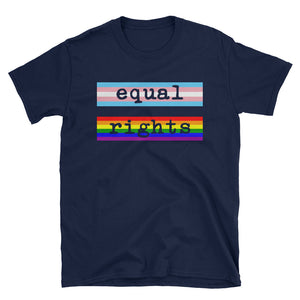 Equal Rights Short-Sleeve Unisex T-Shirt