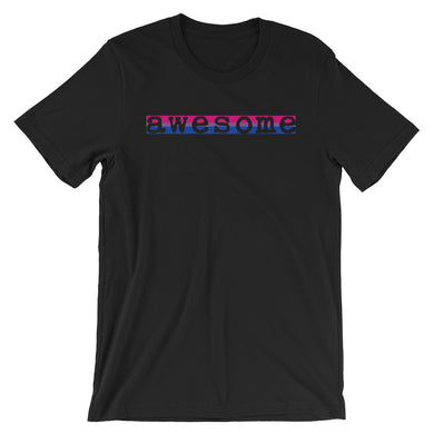 Awesome Bisexual Unisex T-Shirt