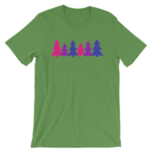 Bisexual Holigays Trees T-Shirt