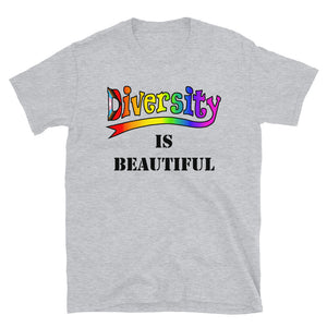 Diversity is Beautiful LGBT T-Shirt