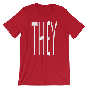 They Pronoun T-Shirt