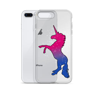 Bisexual Unicorn iPhone Case
