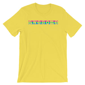 Awesome Polysexual Unisex T-Shirt