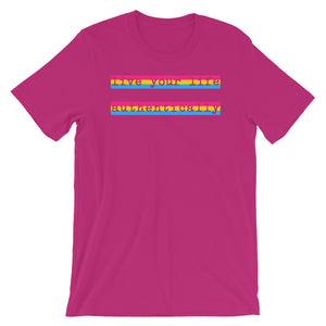 Live Authentically Pansexual T-Shirt