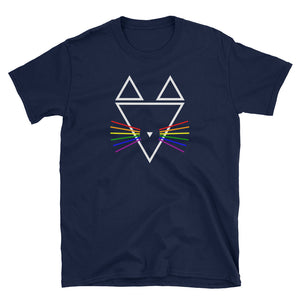 Gay Whiskers Short-Sleeve Unisex T-Shirt