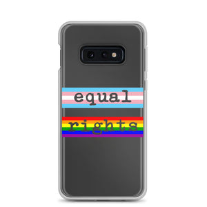 Equal Rights LGBTQ Samsung Case