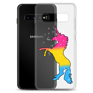 Pansexual Unicorn Samsung Case