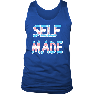 Self Made Transgender Tank Top
