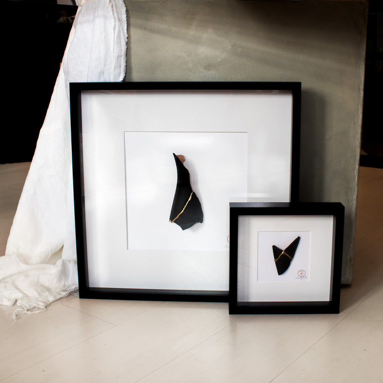 Shadow Box Wall Art, Small #02