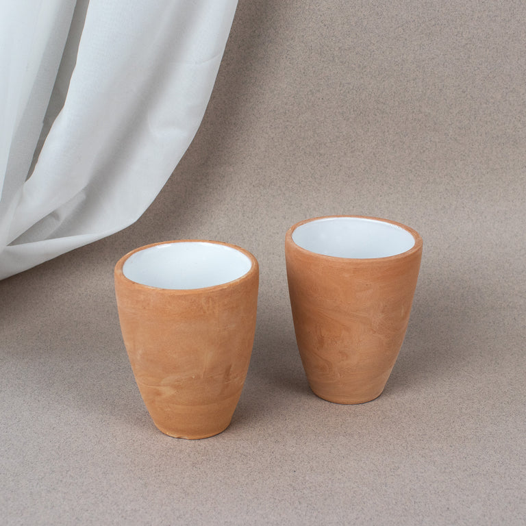 Raw Cups, set of 2