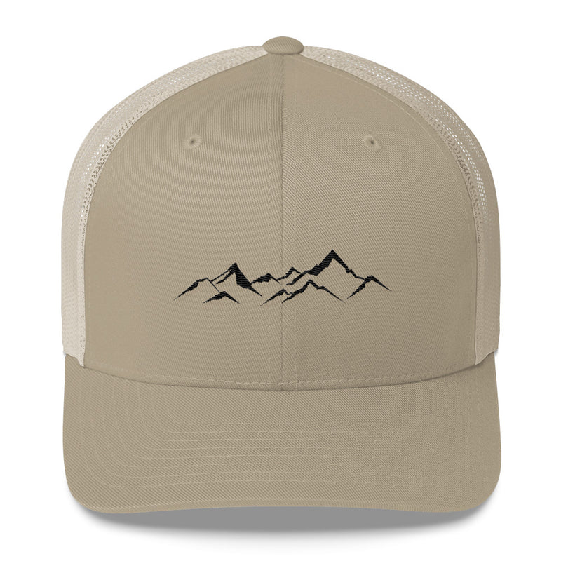 Mountain Lover's Trucker Cap