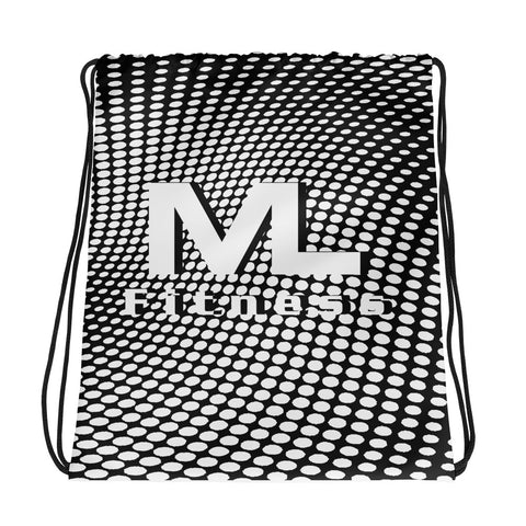MLF Net Drawstring bag