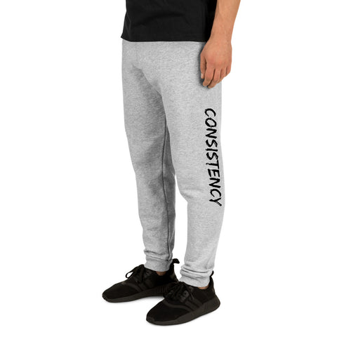 CONSISTENCY Unisex Joggers