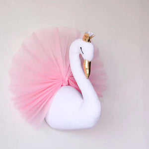 Princess Wall Swan - LDNKIDS - Kids Clothing Childrenswear Baby Clothes