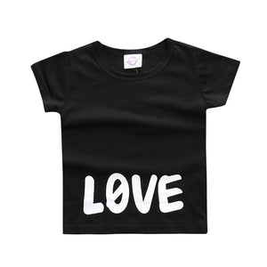 Spread Love Tee - LDNKIDS - Kids Clothing Childrenswear Baby Clothes