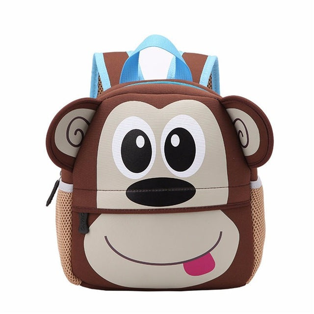 Cheeky Monkey Backpack - LDNKIDS - Kids Clothing Childrenswear Baby Clothes