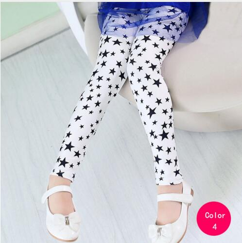 Monochrome Star Leggings - LDNKIDS - Kids Clothing Childrenswear Baby Clothes