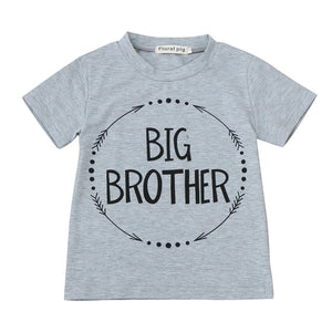 Big Brother Tee - LDNKIDS - Kids Clothing Childrenswear Baby Clothes