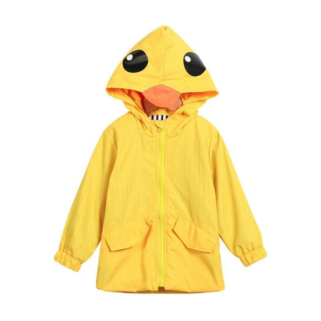 Duck Rain coat - LDNKIDS - Kids Clothing Childrenswear Baby Clothes