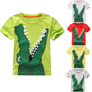 Crocodile Tee - LDNKIDS - Kids Clothing Childrenswear Baby Clothes