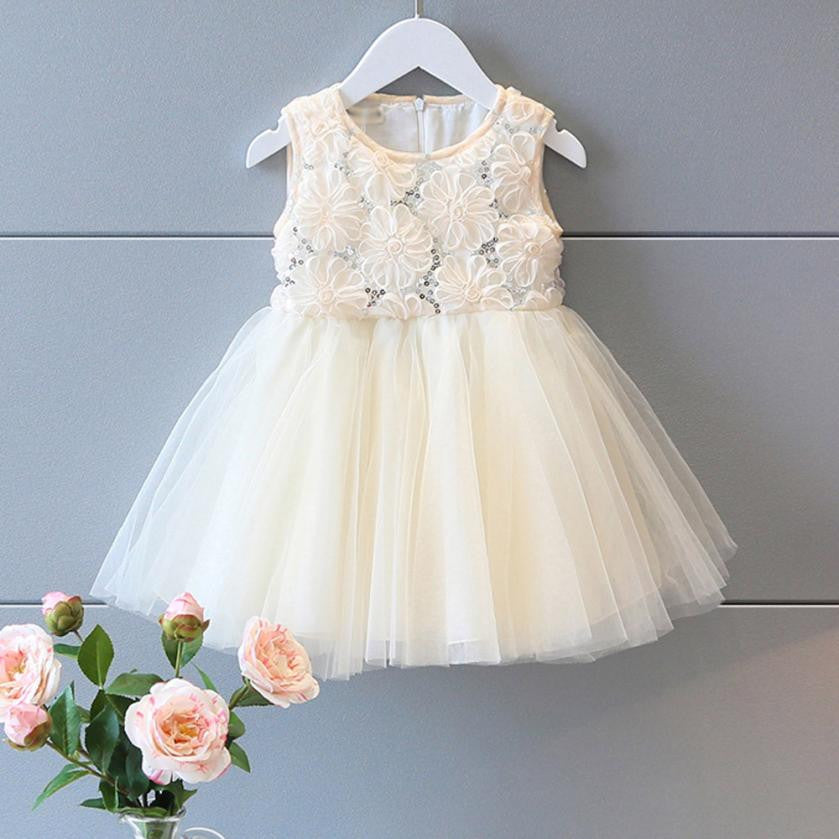 Floral Princess Dress - LDNKIDS - Kids Clothing Childrenswear Baby Clothes