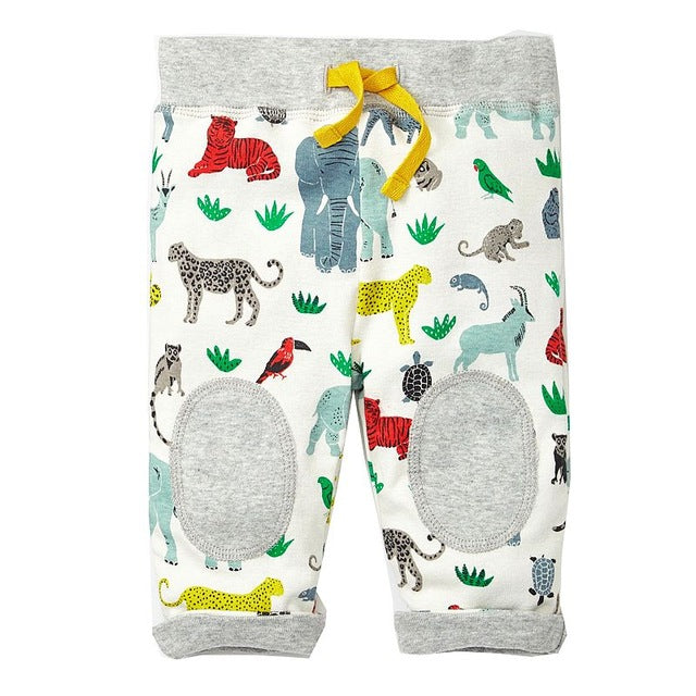 Jungle Jogging Bottoms - LDNKIDS - Kids Clothing Childrenswear Baby Clothes