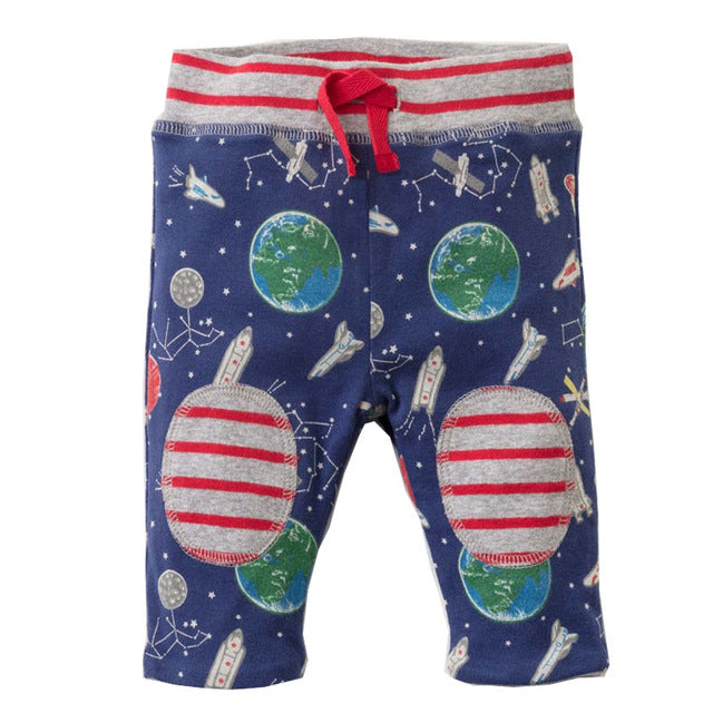 Space Jogging Bottoms - LDNKIDS - Kids Clothing Childrenswear Baby Clothes