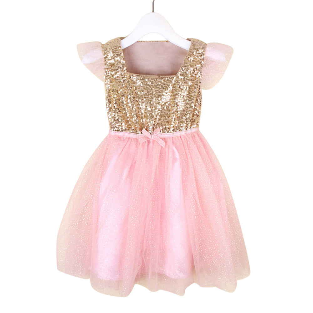 Sparkle Party Dress - LDNKIDS - Kids Clothing Childrenswear Baby Clothes