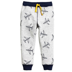 Aeroplane Jogging Bottoms - LDNKIDS - Kids Clothing Childrenswear Baby Clothes