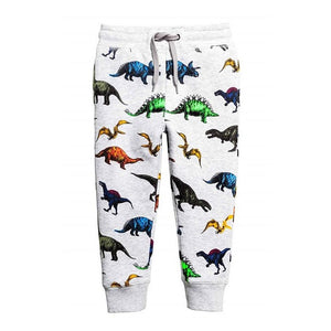 Dinosaur Jogging Bottoms - LDNKIDS - Kids Clothing Childrenswear Baby Clothes