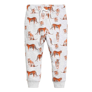 Tiger Jogging Bottoms - LDNKIDS - Kids Clothing Childrenswear Baby Clothes
