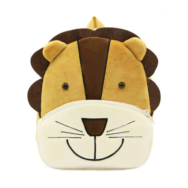 Plush Lion Backpack - LDNKIDS - Kids Clothing Childrenswear Baby Clothes