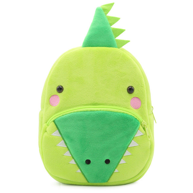 Plush Dinosaur Backpack - LDNKIDS - Kids Clothing Childrenswear Baby Clothes