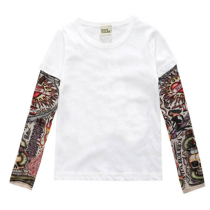Tattoo Sleeve Tee