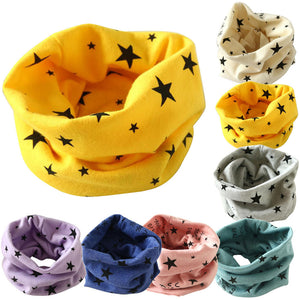 Star Snood Scarf - LDNKIDS - Kids Clothing Childrenswear Baby Clothes