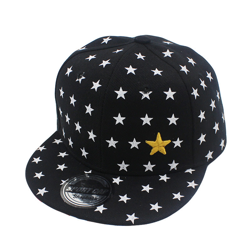 Star Baseball Cap - LDNKIDS - Kids Clothing Childrenswear Baby Clothes