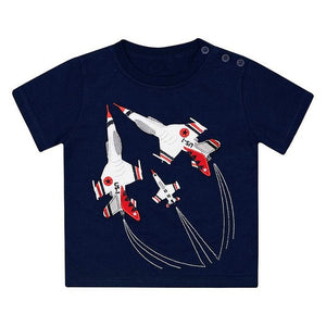 Jets Tee - LDNKIDS - Kids Clothing Childrenswear Baby Clothes