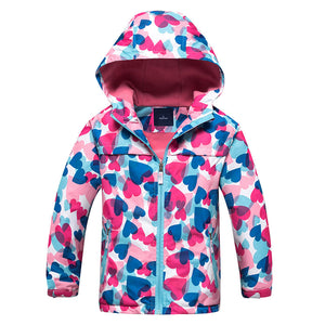 Heart coat - LDNKIDS - Kids Clothing Childrenswear Baby Clothes