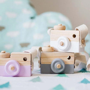 Wooden Toy Camera - LDNKIDS - Kids Clothing Childrenswear Baby Clothes