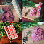 GIFT BOX | SALAMI VARIETY 4-PACK | ALL-NATURAL UNCURED SALAMI