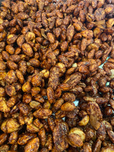 Ginger Nut Mix Ginger Candies Pecans Almonds Macadamias