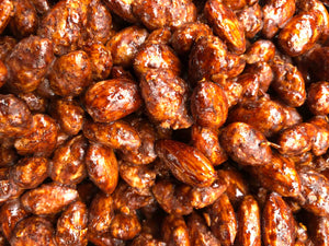 Magma Spicy Almonds