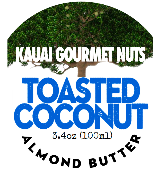 Toasted Coconut Almond Butter