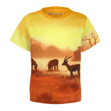 Toddler T-shirt / SERENGETTI SUNSET