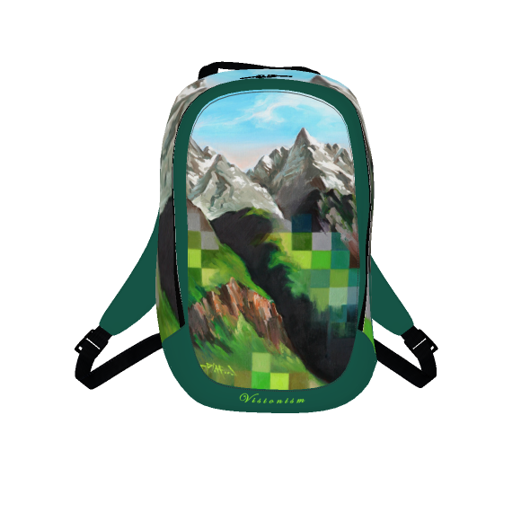 SNOW DRAGON MOUNTAIN - Backpack