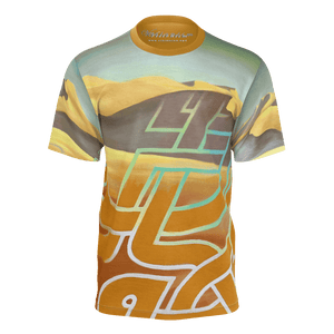 Men's T-shirt / SAHARA PATTERNS