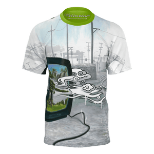 Men's T-Shirt / NATURE CHANNEL