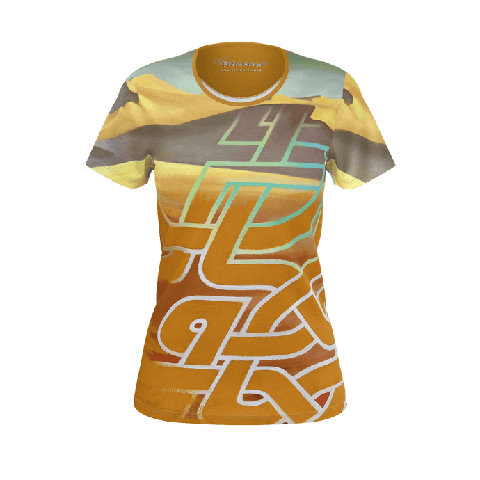 Women's T-shirt / SAHARA PATTERNS