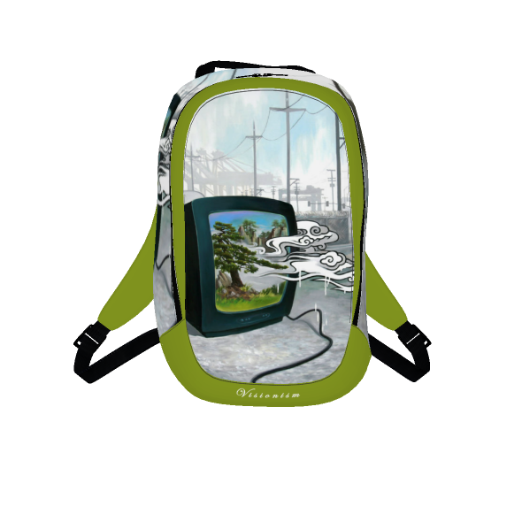 NATURE CHANNEL - Backpack