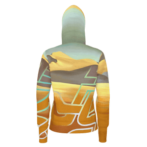 Women's Hoodie / SAHARA PATTERNS